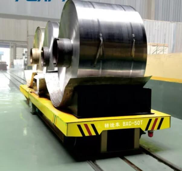 steel coil electrical transverser