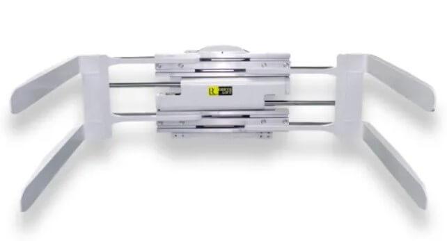 pallet inverter fork clamp