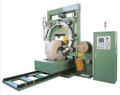 wire bundle wrapping machine packing binding wire and welding wire coils