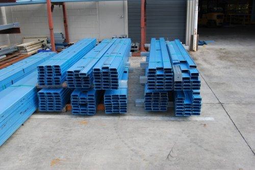 steel studs bundle wrapping machine