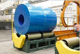 master coil wrapping machine for sale
