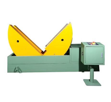 steel coil downender machine