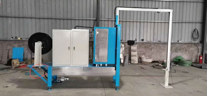 pallet side strapping machine