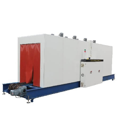 Calculation of applicable size of heat shrink packaging machine